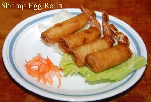 Shrimp Eggrolls